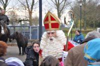 Sint naar Nieuwveen